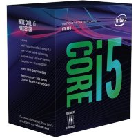 Intel Six-Core i5-8500 Processor (9M Cache, up to 4.10 GHz)