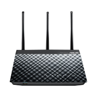Asus RT-N18U High-Power N600 Gigabit Wi-Fi Router – Boosts wireless speed by 33%