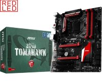 MSI Z170A TOMAHAWK + Interceptor DS B1 gaming miš