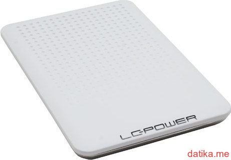 "LC Power HDD case 2.5"" SATA - LC-PRO-25BU USB 2.0"