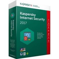 Kaspersky Internet Security Renewal MultiDevice 2017, 1 year + 3months, 3 device, Base Box