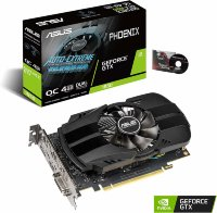 Asus Phoenix GeForce GTX 1650 OC edition 4GB GDDR5 128-bit, PH-GTX1650-O4G