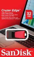 SanDisk USB Flash Drive 32GB Cruzer Edge