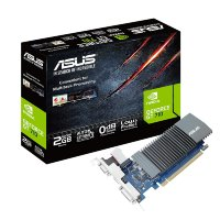 Asus nVidia GeForce GT 710 2GB GDDR5 64bit, GT710-SL-2GD5