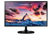 "Samsung 23.5"" S24F350FHU Full HD PLS LED monitor"