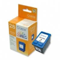 Orink HP Br.28, (C8728A) Color (8ml) - za DJ 3520/3550/3650/3745/Deskjet 3300 series / 3400 series / 3550/3535/3550 /5550 series/Officejet:4110,4110v,4110xi/PSC.1210,1210v,1210xi
