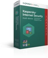 Kaspersky Internet Security 2017, 1 device (1 year + 3 month), Base Box