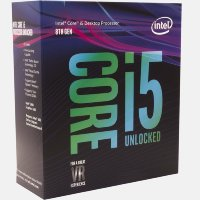 Intel Core i5-8600K Processor (9M Cache, up to 4.30 GHz)