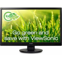 "ViewSonic 23.6"" VA2445-LED Full HD LED monitor"