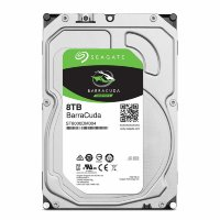 "Seagate BarraCuda Internal 3.5"" 8TB HDD, ST8000DM004"
