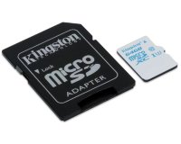 Kingston UHS-I U3 MicroSDXC 64GB + Adapter SDCAC/64GB