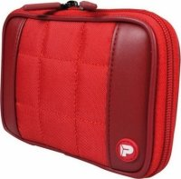 "Pord Designs Port Case BERLIN HDD 2.5"" (15 x10x 1,5cm) Red"