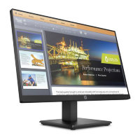 "HP P224 21.5"" Full HD VA Monitor, 5QG34AA"