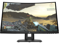 "HP X24c 23.6"" Full HD VA 144Hz Curved Gaming Monitor, 9FM22AA"