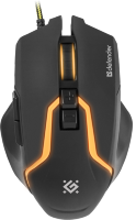 Defender Warhead GM-1750 Wired gaming mouse