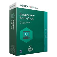 Kaspersky Antivirus 1 device - 1 year