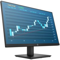 HP P244 23.8'' Full HD IPS Monitor, 5QG35AA