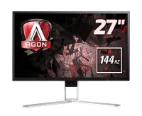 "AOC 27"" Agon AG271QX Quad HD gaming monitor with 144Hz and 1ms response time"