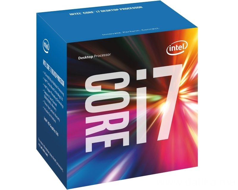 Intel Core i7-7700K Processor  (8M Cache, up to 4.50 GHz)