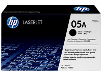 HP 05A BLACK LaserJet Toner Cartridge za LaserJet Printer P2035,  P2055,  P2055d,  P2055dn