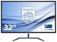 "Philips 31.5"" E-Line 323E7QDAB/00 Full HD IPS LED monitor with speakers"