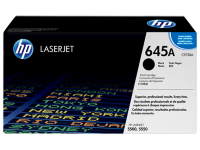 HP 645A Black Original LaserJet Toner Cartridge (C9730A)