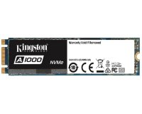Kingston A1000 NVMe PCIe SSD 240GB/480GB M.2, SA1000M8/240G/SA1000M8/480G