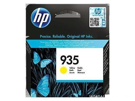 HP NO. 935 YELLOW INK CARTRIDG E OFFICEJET PRO PRINTERS 6230