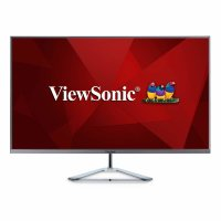 "ViewSonic VX3276-2K-MHD 31.5"" WQHD (2560x1440) IPS Frameless monitor with speakers"