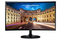 "Samsung 23.6"" C24F390FHU Full HD LED Curved monitor"