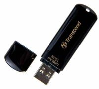 Transcend 16GB JetFlash 700, 53/15 MB/s, USB 3.0 Black
