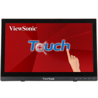 "ViewSonic TD1630-3 15.6"" HD Ready Touch Screen Monitor"