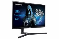 "Samsung CFG70 23.5"" Full HD 144Hz Curved QLED Gaming monitor"