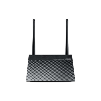 Asus RT-N12E B1 Wi-Fi Router N300 with three operating modes and two 5dBi antennas