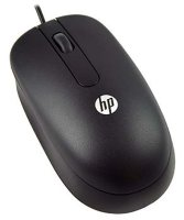 HP USB Optical Mouse, QY777AA