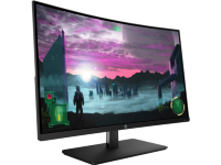 "HP 27x 27"" Full HD Curved Gaming Display, 7MW42AA"