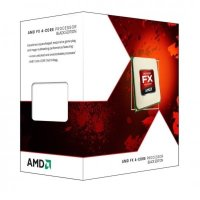 AMD(AM3+) FX-4300 Black Edition Box, 3.80/4.0GHz  4MB L3 cache