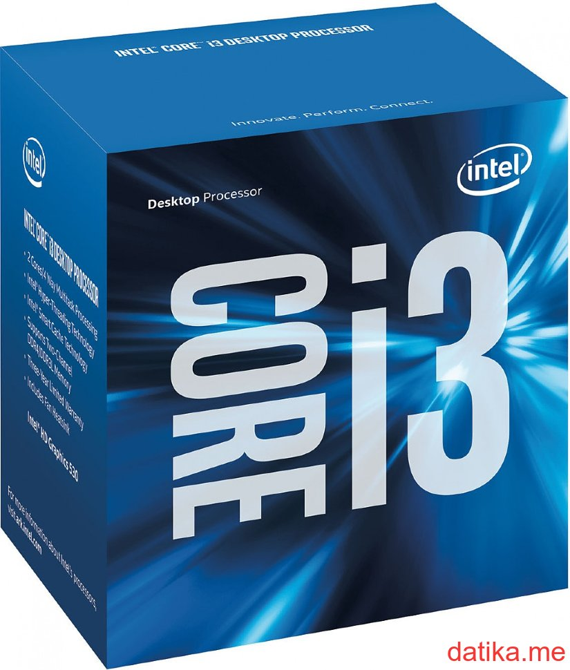 Intel Core I3-7100 Processor (3 MB SmartCache, 3.9GHZ)