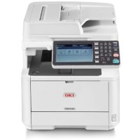 OKI MB492dn Mono Multifunction Laser Printer