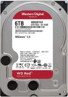 "WD Red HDD 6TB 3.5"" SATA III, WD60EFAX"