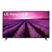 "LG 49SM8050PLC NanoCell TV 49"" Ultra HD, HDR10 Pro, Smart TV"