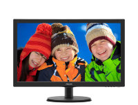 "Philips V-Line 21.5"" 223V5LHSB2/00 Full HD LED monitor"