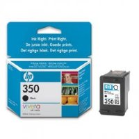 HP CARTRIDGE 350 BLACK ZA DJ 4260