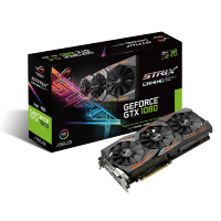 Asus ROG Strix GeForce GTX 1080 Advanced edition 8GB GDDR5X, ROG STRIX-GTX1080-A8G-GAMING