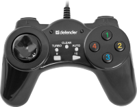 Defender Wired gamepad Vortex USB,13 buttons