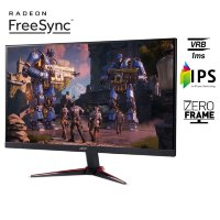 "Acer Nitro VG240Y 23.8"" Full HD IPS 1ms 75Hz Gaming Monitor with FreeSync Technology, UM.QV0EE.001"
