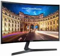 "Samsung C27F396FHU 27"" Full HD Curved Business Monitor"
