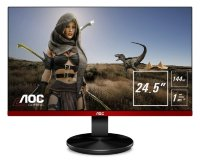 "AOC G2590FX  24.5"" Full HD TN 144Hz 1ms Framless Gaming Monitor"
