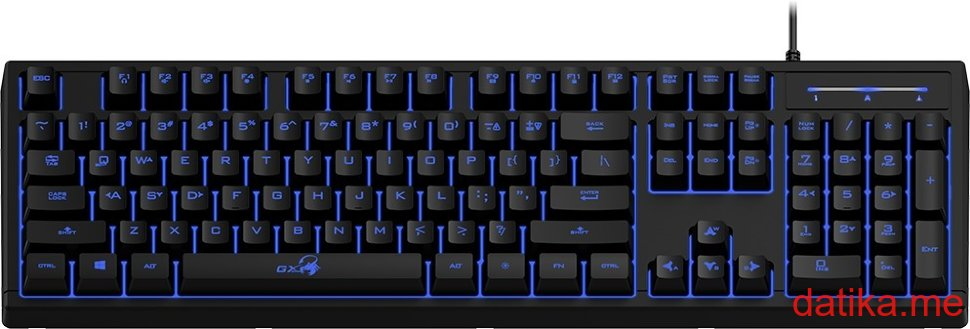 Genius Scorpion K6 gaming tastatura