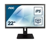 "AOC i2275PWQU 21.5"" Full HD IPS monitor"